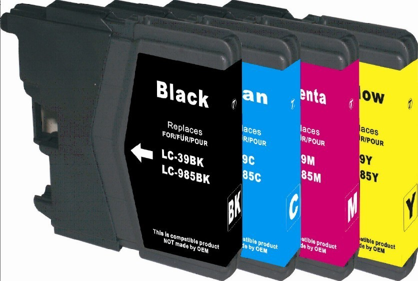 Brother Compatible Printer Ink Cartridge T-LC-985B